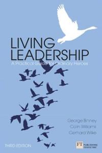 Cover Living Leadership 3e ePub eBook