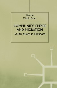 Cover Community, Empire and Migration