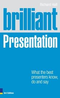 Cover Brilliant Presentation 3e