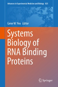 Cover Systems Biology of RNA Binding Proteins