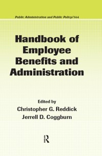 Cover Handbook of Employee Benefits and Administration