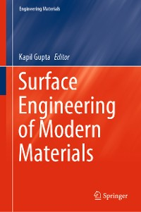 Cover Surface Engineering of Modern Materials