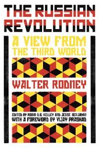 Cover The Russian Revolution