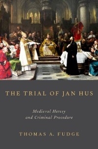 Cover Trial of Jan Hus