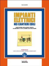 Cover Impianti elettrici nei cantieri edili