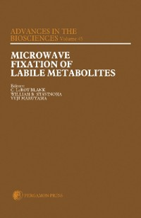 Cover Microwave Fixation of Labile Metabolites