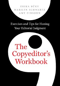 Cover The Copyeditor's Workbook