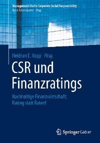 Cover CSR und Finanzratings