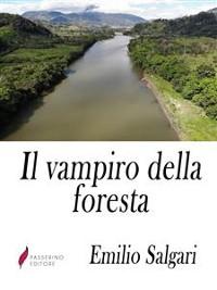 Cover Il vampiro della foresta