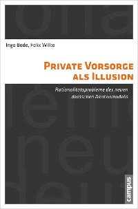 Cover Private Vorsorge als Illusion