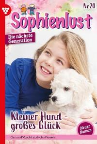 Cover Sophienlust - Die nächste Generation 20 – Familienroman