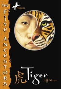 Cover Five Ancestors Book 1: Tiger