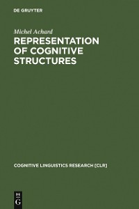 Cover Representation of Cognitive Structures
