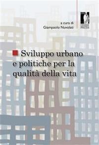 Cover Sviluppo urbano e politiche per la qualità della vita