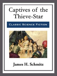 Cover Captives of the Thieve-Star