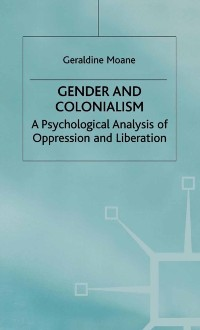 Cover Gender and Colonialism