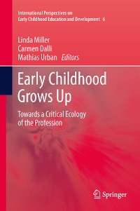Cover Early Childhood Grows Up