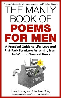 Cover The Manly Book of Poems for Men