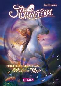 Cover Insel der Sturmpferde 1: Eine Freundschaft aus Wind und Magie