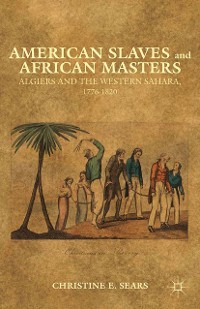 Cover American Slaves and African Masters