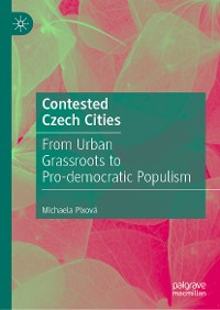 Cover Contested Czech Cities