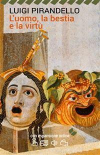 Cover L'uomo, la bestia e la virtù
