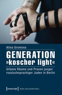 Cover Generation »koscher light«