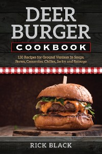 Cover Deer Burger Cookbook