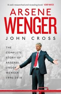 Cover Arsene Wenger