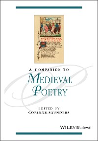 Cover A Companion to Medieval Poetry