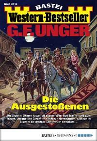 Cover G. F. Unger Western-Bestseller 2419 - Western