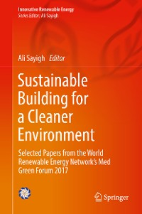 Cover Sustainable Building for a Cleaner Environment