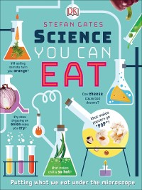Cover Science You Can Eat