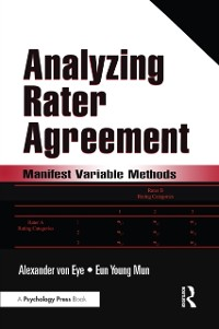 Cover Analyzing Rater Agreement