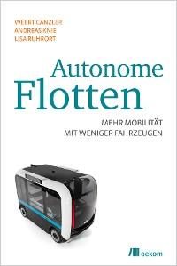 Cover Autonome Flotten