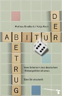 Cover Der Abiturbetrug