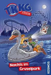 Cover TKKG Junior, 7, Nachts im Gruselpark