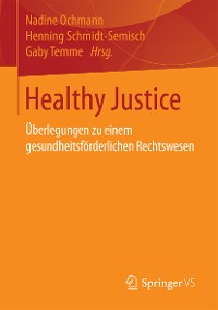 Cover Healthy Justice