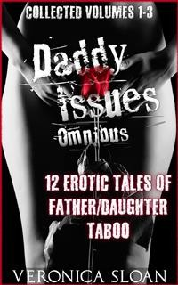 Cover Daddy Issues Omnibus