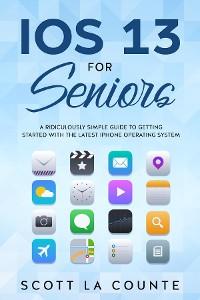 Cover IOS 13 For Seniors