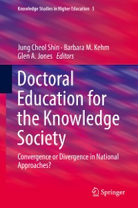 Cover Doctoral Education for the Knowledge Society