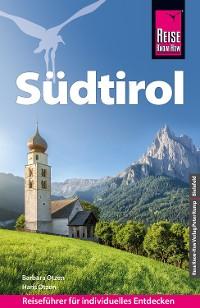 Cover Reise Know-How Reiseführer Südtirol