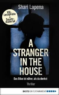 Cover XXL-Leseprobe: A Stranger in the House