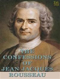 Cover Confessions of Jean-Jacques Rousseau