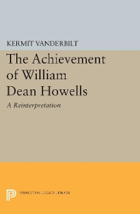 Cover Achievement of William Dean Howells