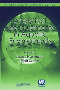 Cover Analytical Measurements in Aquatic Environments
