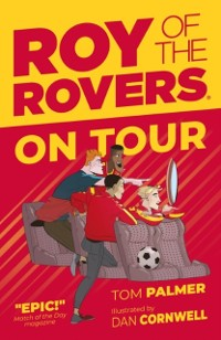Cover Roy of the Rovers: On Tour