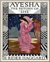 Cover Ayesha – The Return of She