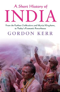Cover A Short History of India