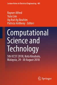 Cover Computational Science and Technology